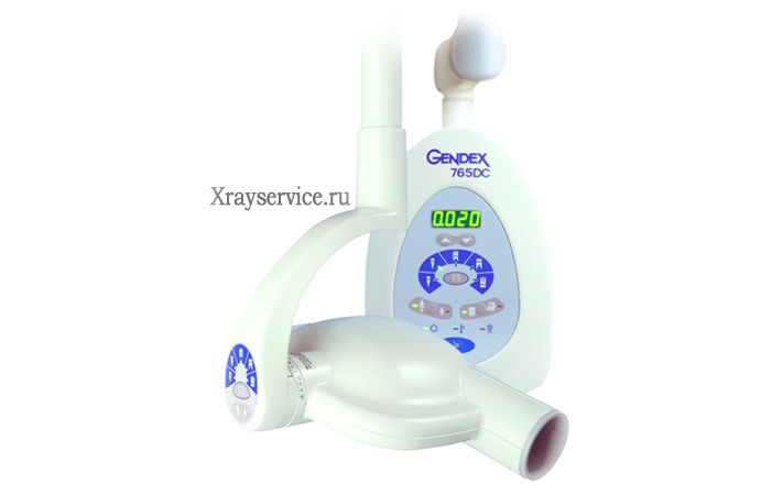 Intra-Oral X-Ray systems Gendex 765 DC