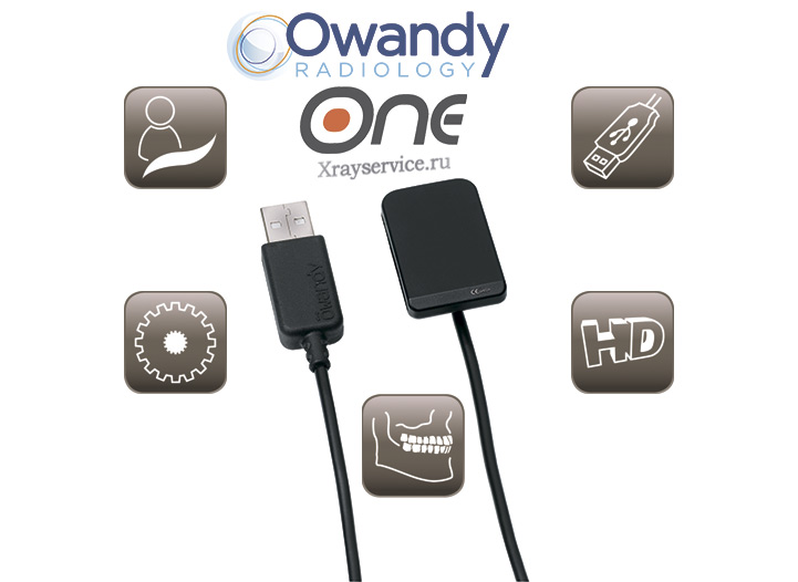 Owandy ONE intra-oral sensor