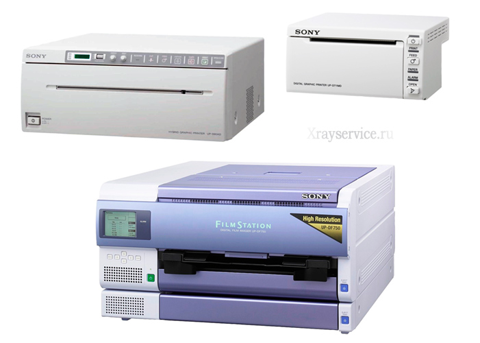 Medical Printers SONY UP-D